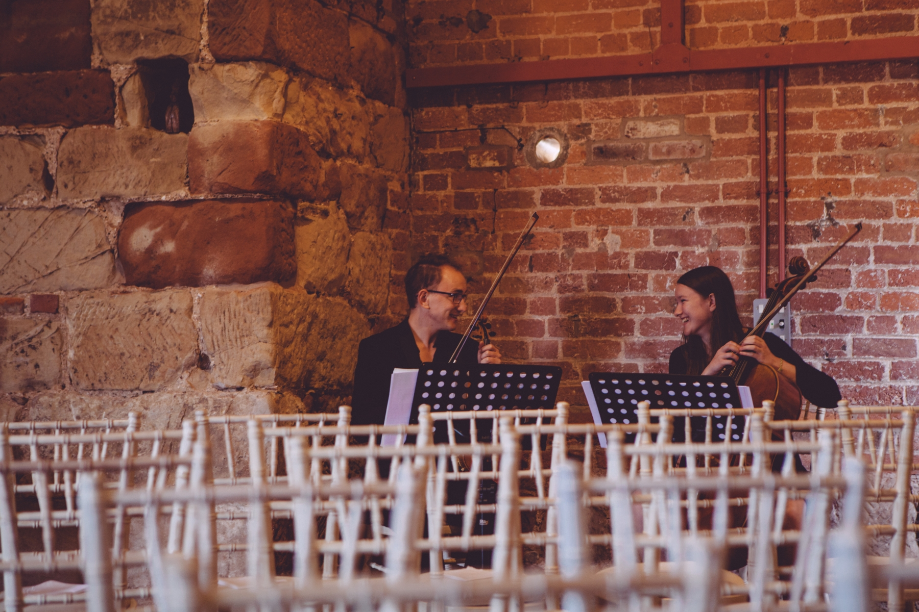 Florrel String Duo Wedding Photo 1